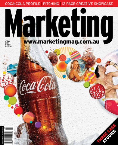 Marketing Mag July 2011 – Coke