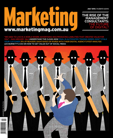 Marketing Mag August 2012 – Gday China