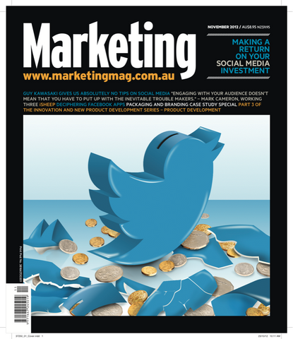 Marketing Mag November 2012 – Social ROI