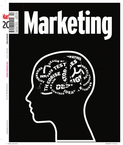 Marketing Mag Apr-May 2015 – The Design Issue
