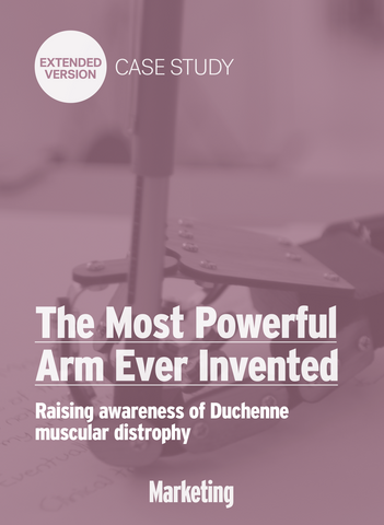 The Most Powerful Arm Ever Invented: Fighting to Save Our Sons
