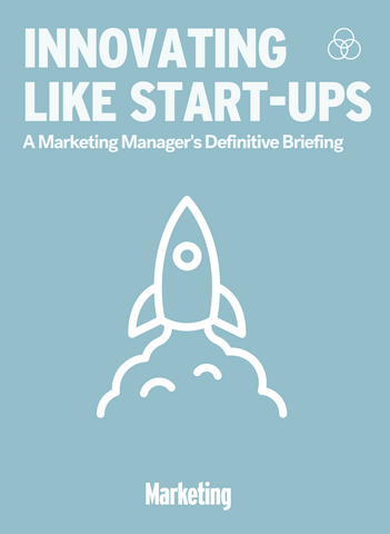 Innovating Like Start-ups: A Marketing Manager's Definitive Briefing
