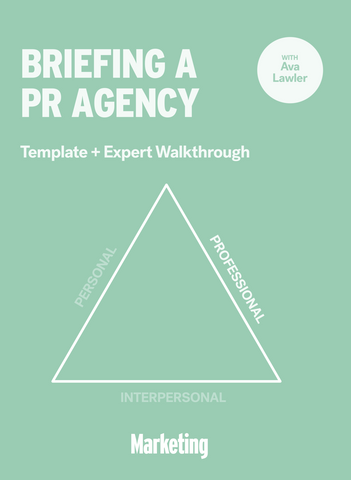 Briefing a PR Agency: Template & Expert Walkthrough