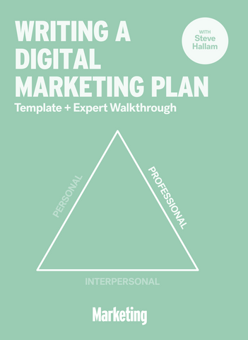 Writing a Digital Marketing Plan: Template & Expert Walkthrough