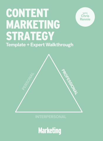 Content Marketing Strategy: Template & Expert Walkthrough