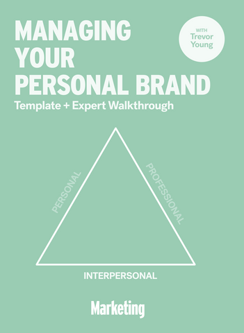 Managing Your Personal Brand: Template & Expert Walkthrough