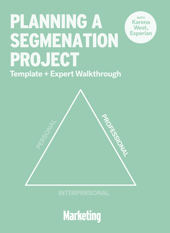 Planning a Segmentation Project: Template & Expert Walkthrough