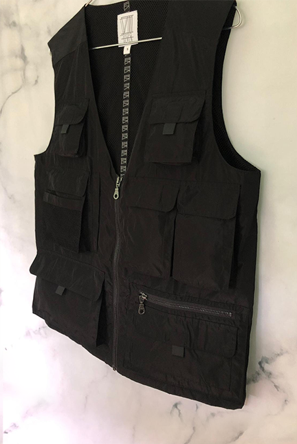 Body Multi Pocket Vest