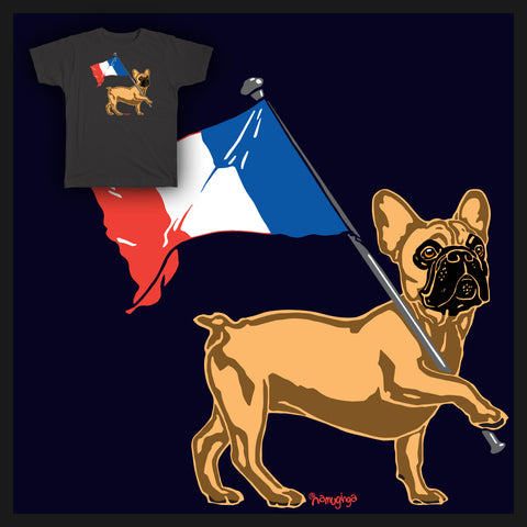 Vive la Frenchie!