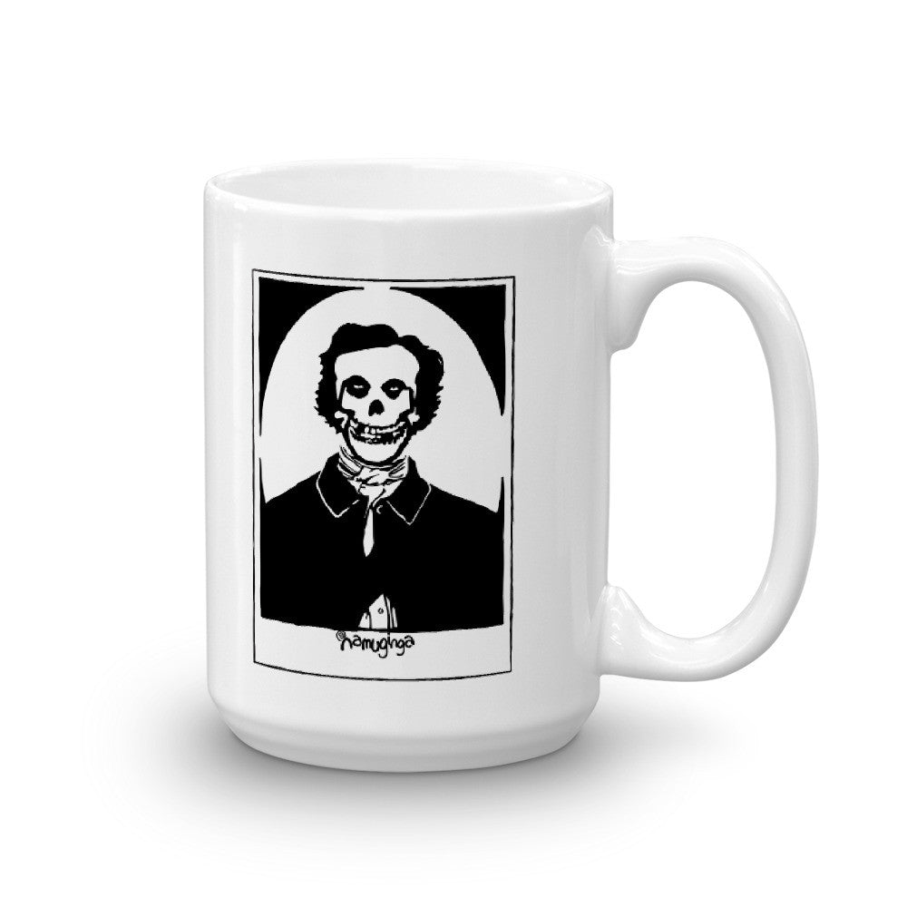 Poe, the Misfit - 15 oz. coffee mug