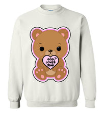 Load image into Gallery viewer, Blessed Doll Sweatshirt - Love, Aoki-Marie