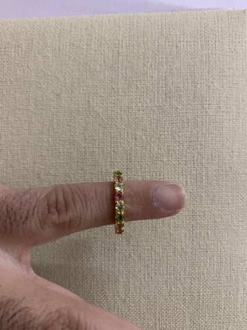 14kt Yellow Gold Turmuline Ring