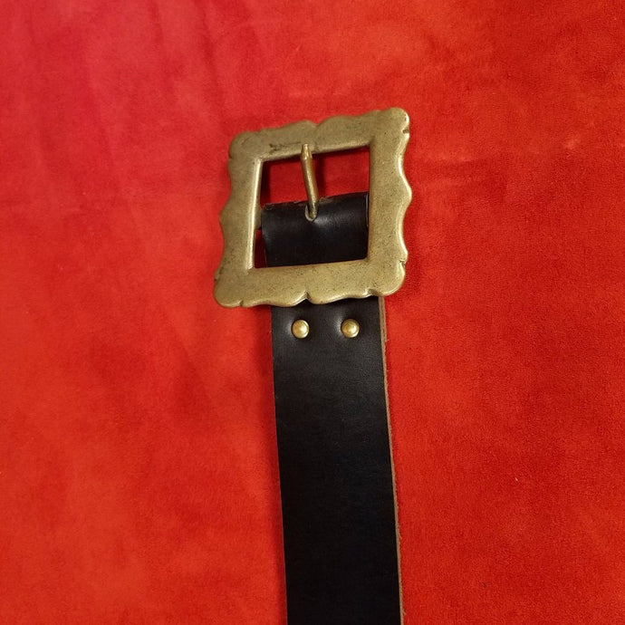 James Bowie Buckle Belt
