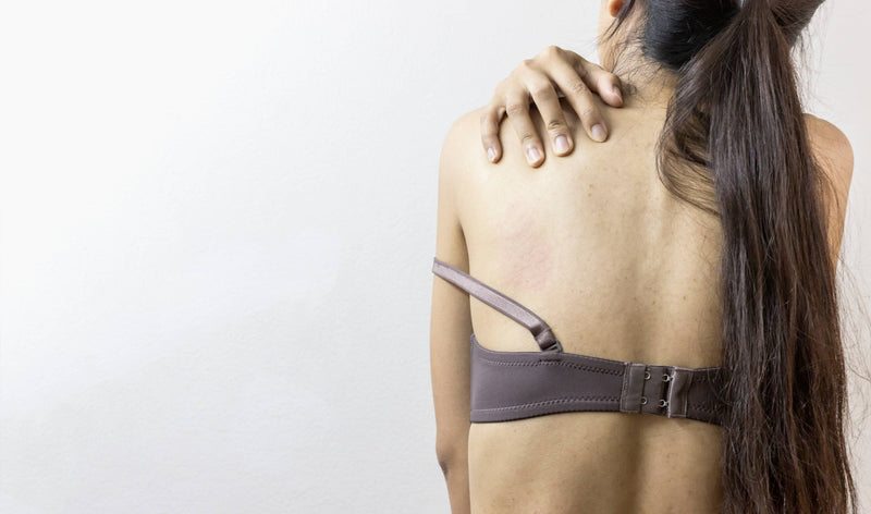 Say Goodbye to Pesky Bras - Time for Comforting Back Support Now!