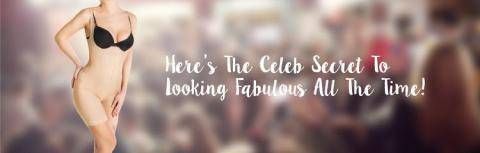 Here's The Celeb Secret To Looking Fabulous  All The Time!