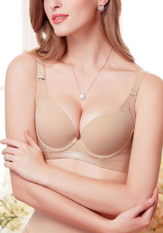 Myths & Types of Push-Up Bras | Perfect Cleavage