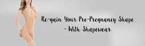 Re-gain Pre-Pregnancy Shape | For Your Stomach