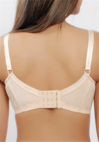 Wireless Heart-Style Push-Up Bra | Smooth Bra