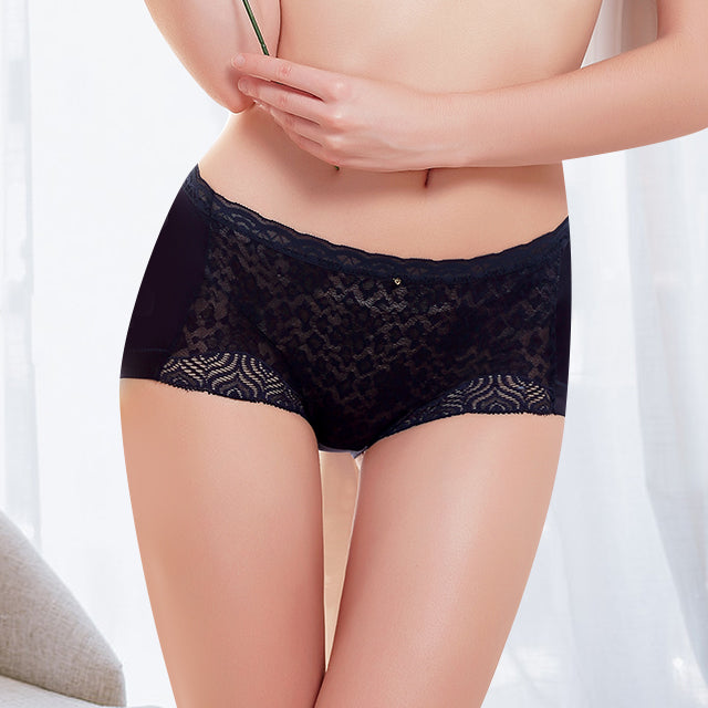 Feminine French Lace Panty #11320
