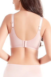 Seamless Fashion Wireless Push-Up Bra #11621