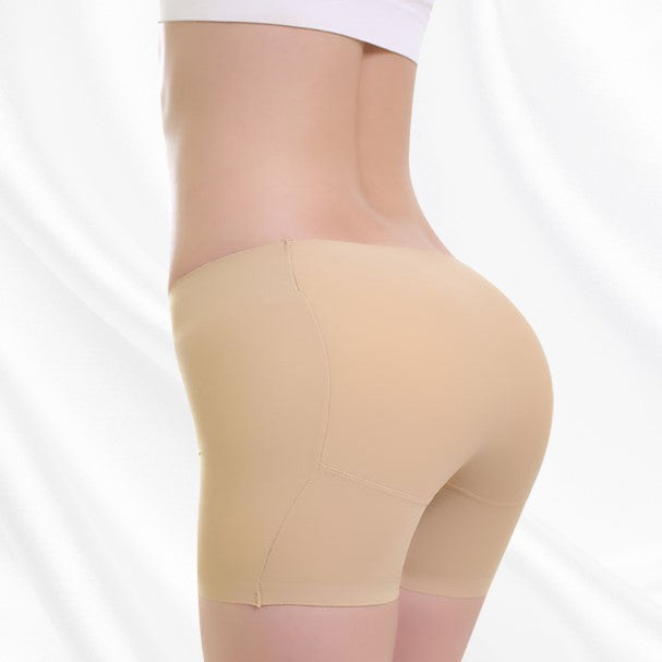 Shorts for Women with Bottom Curve Hip Padded Underwear Shapewear #33222