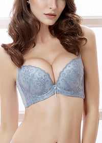 Sheer Seduction Push Up Bra #11315