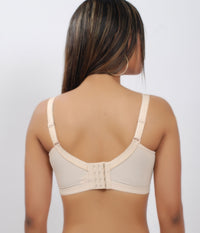 Bra For Women - Full Coverage Minimizer Full Cup Push Up Bra #18055