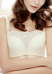 Lacy Tank-Style Bra | Trendy Style