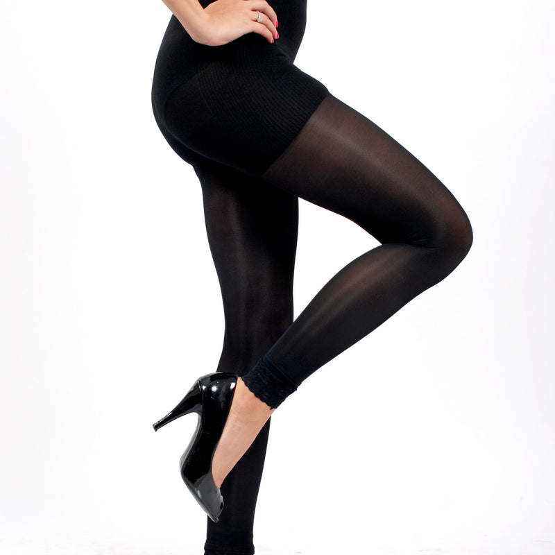 Tights for Women - Sexy Thick Thigh High Waist Stockings #10085