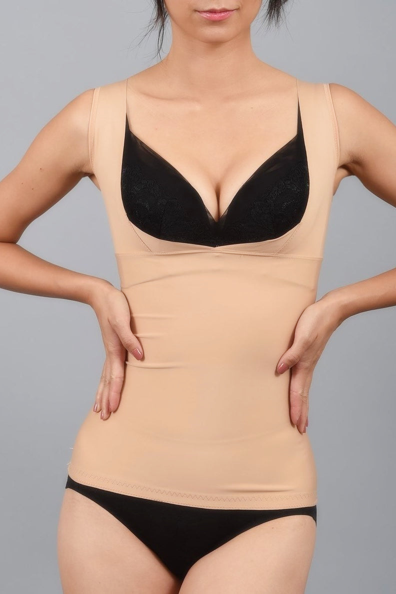 Sleveless Intelligent Curve | Body Wear Shapers