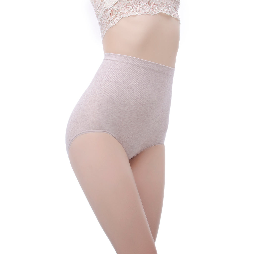 【AirTouch】Cute Pastel High Waist Panty #9001