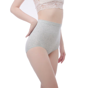 Cute Pastel High Waist Panty - Seamless AirTouch Series Every Day Wear Panties for Women #9001