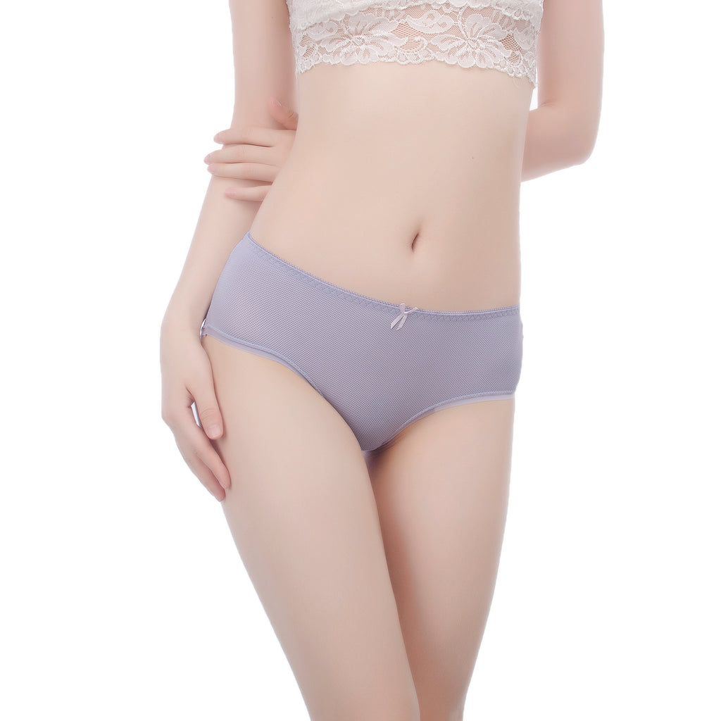 Panties for Women with Seamless Cut Underwear - Classically Simple Every Day Wear Panty #3140
