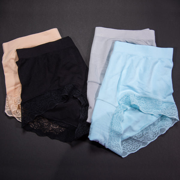Lace Bottom AirTouch Series Panty #50085
