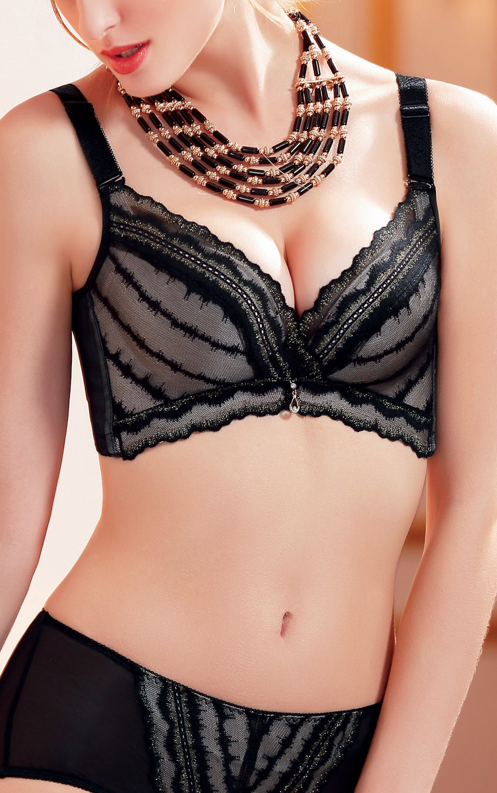 Butterfly Wireless Bra #18166