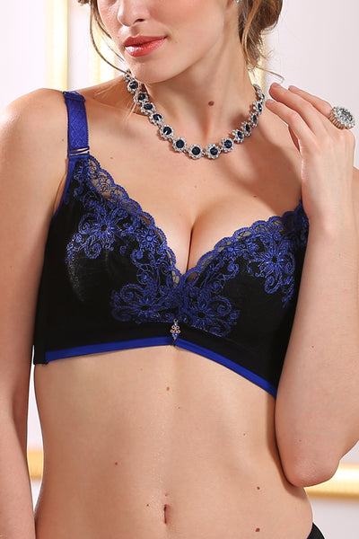 Spunky Sweet Wireless Bra #18154