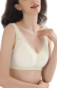 True Vitality Wireless Bra #19007