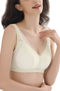 Wireless Healthcare Bra | Breathable and Beautiful