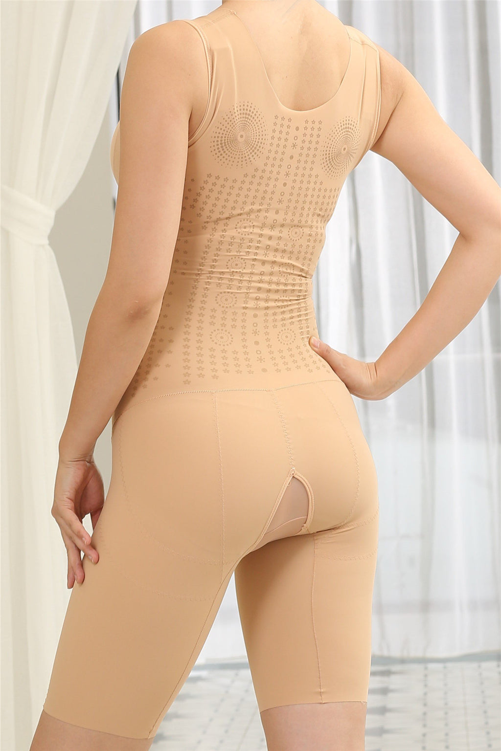 Intelligent Curve™ L2 Tummy Control Back Smoothing Bodysuit #23811
