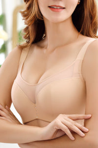 Full Cup Mesh Intelligent Curve™ Push Up Bra #11606