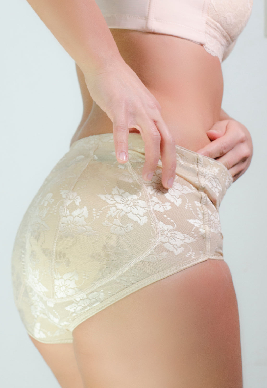 Sexy Lace Shapewear Fake Buttock Hip Underwear 10100/10099