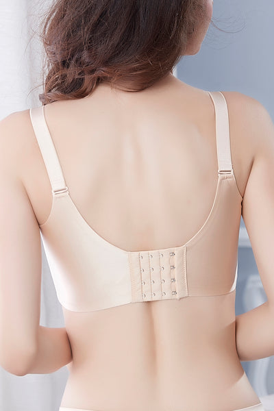 Sophisticated Full Cover Wireless Bra #11068