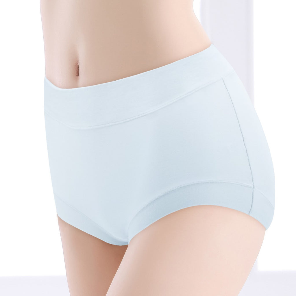 Cotton Panties for Women - Comfort Fit Classic Breathable Panty #W512