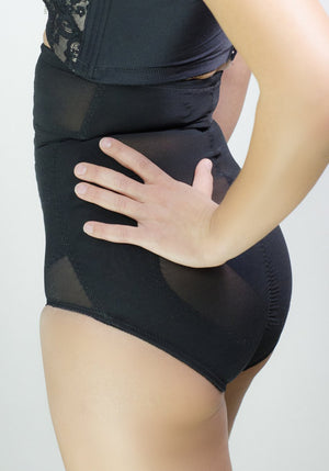 Sexy High-Waist Firm Control Trouser Shapewear #222