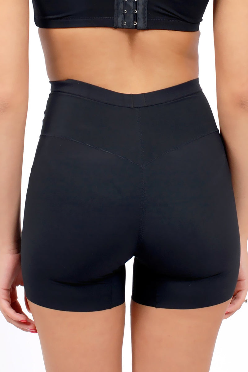 Intelligent Curve™ Silky Slimming Half Shorts #71253