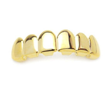 14K Gold Plated UPPER Grill