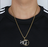 ICED Sniper Gang Chain - Boss Grillz