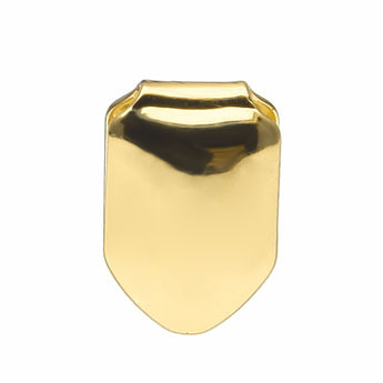 18k GP Tooth Cap - Boss Grillz