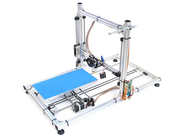 Velleman K8206: Bed Extension Kit for K8200 3D Printer