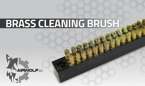 Airwolf 3D Brass Cleaning Brush